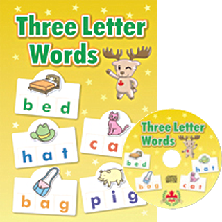 Three Letter Words